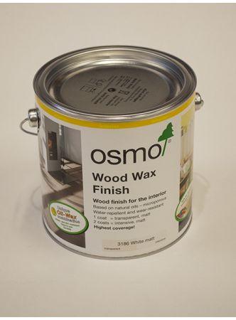 Osmo | Wood Wax Finish Matt Hvit 3186 (2,5L)